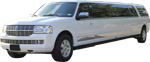 Reserve limousine travel in 14 passenger Lincoln Navigator in Chicago
