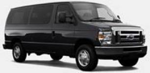 14 pass Ford van