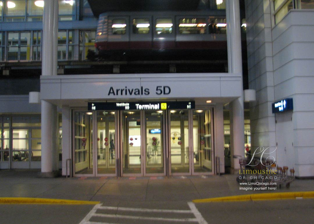 Ord O Hare Airport Car And Limo Pickup Limo Chicago