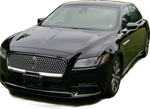 Lincoln Continental Luxury sedan