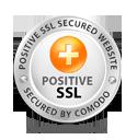 positive ssl by Comodo 256 bit  certificate