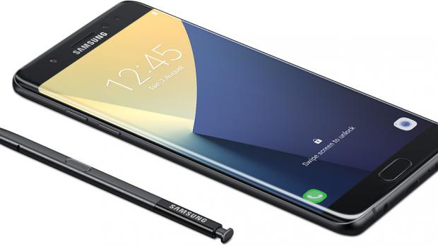 DOT Bans All Samsung Galaxy Note7 Phones from Airplanes